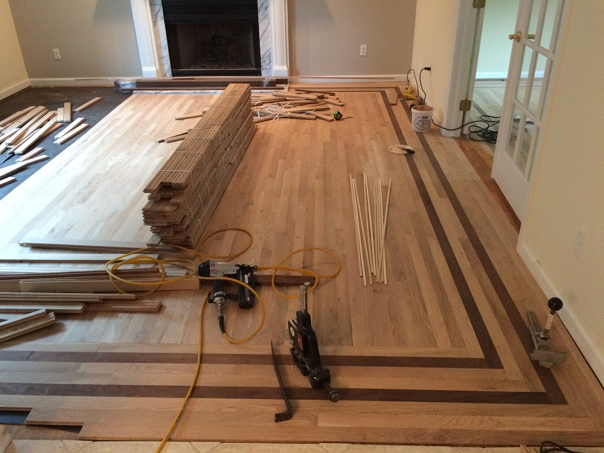 Blog rendefloors Hardwood floor designs borders